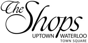The Shops Uptown Waterloo Town Square Logo