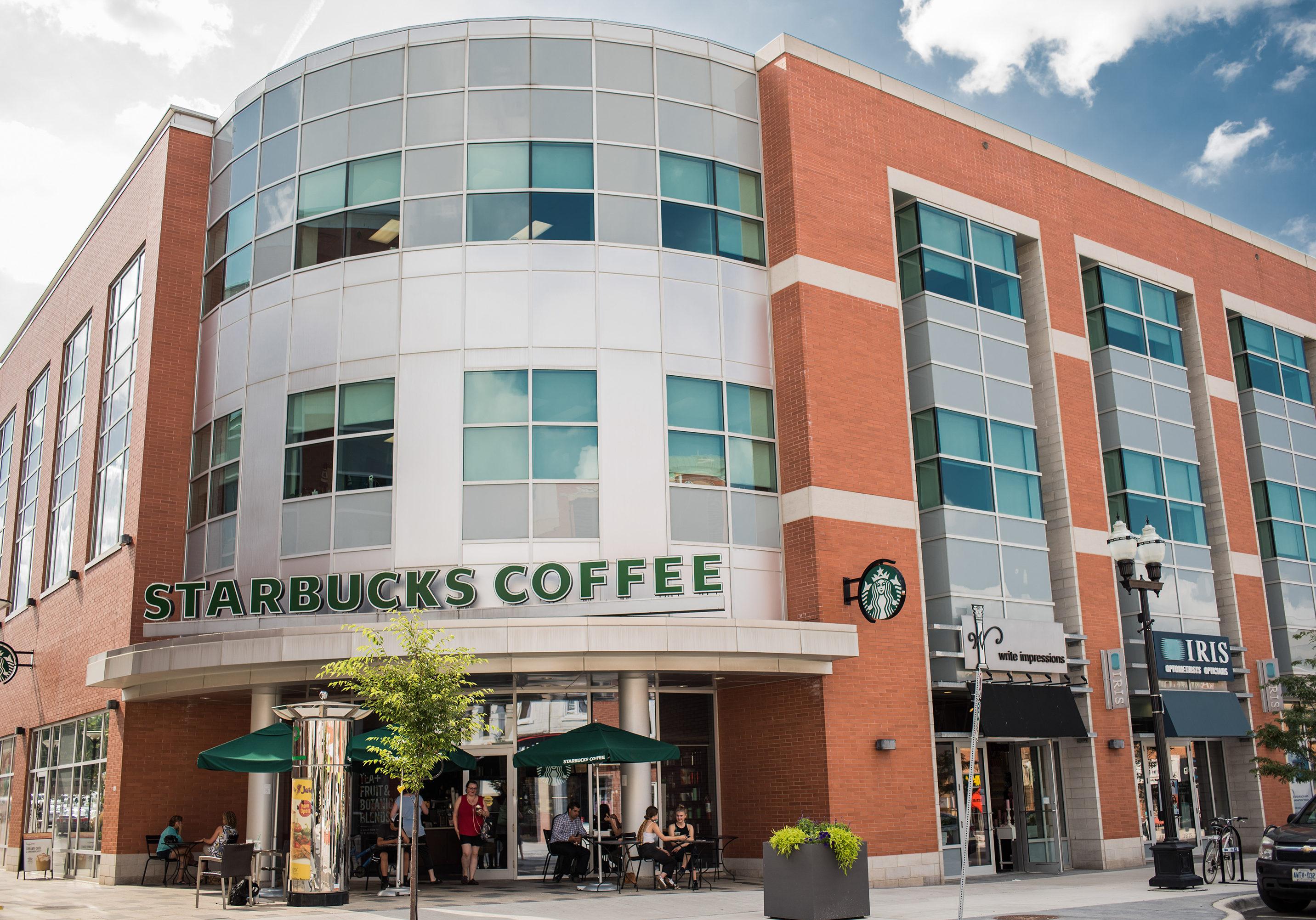 Waterloo Town Square - Starbucks
